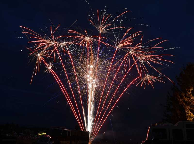 by: VERN UYETAKE - The city celebrated 100 years in 2013 with fireworks and a number of festive celebrations.