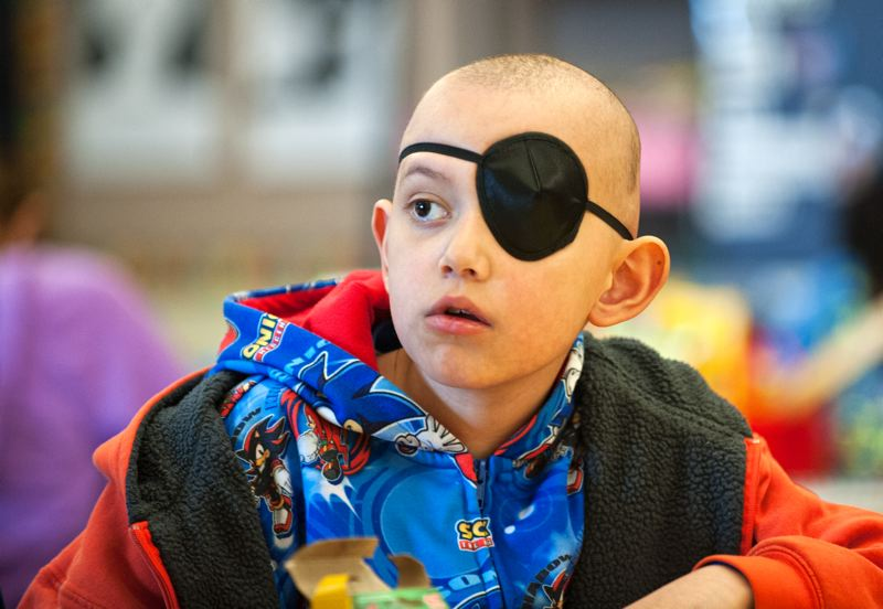 by: SPOKESMAN PHOTO: JOSH KULLA - The story of 8-year-old Estevan Catalan, who bravely battled an incurable brain tumor earlier this year before succumbing, captivated the Wilsonville community, which responded with an outpouring of affection for the boy and his family.