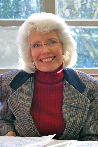 by: SUBMITTED - Nan Phifer, author of 'Memoirs of the Soul: A Writing Guide,' will present a workshop at Shalom Prayer Center in Mount Angel Jan. 24-25.