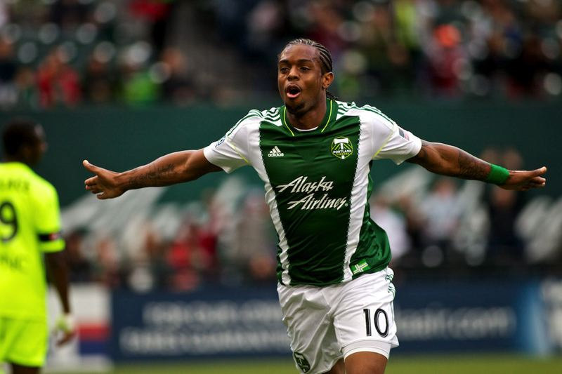 by: TRIBUNE FILE PHOTO: JAIME VALDEZ - Frederic Piquionne has signed again with the Portland Timbers.