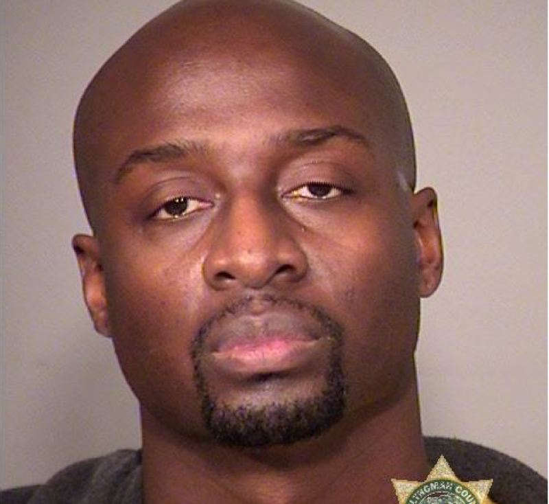 by: PORTLAND POLICE BUREAU - Daniel Harden was arrested on suspicion of stabbing Anthony Gipson in September.