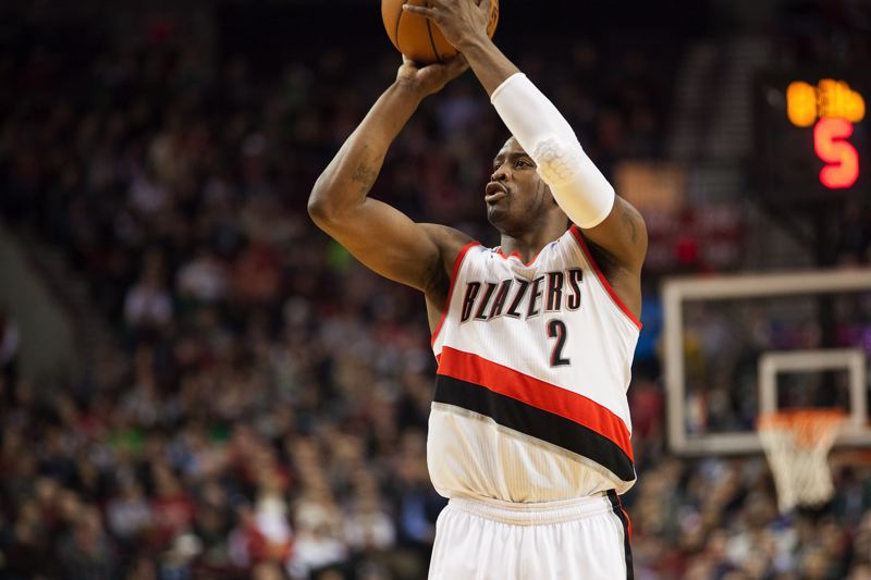 by: TRIBUNE FILE PHOTO: MEG WILLIAMS - Wesley Matthews' shooting helped carry the Trail Blazers to a road win at San Antonio on Friday, as Portland opened a key four-game trip through the best of the NBA Western Conference.