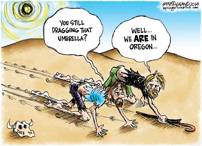 by: CENTRAL OREGONIAN - Jesse Springer