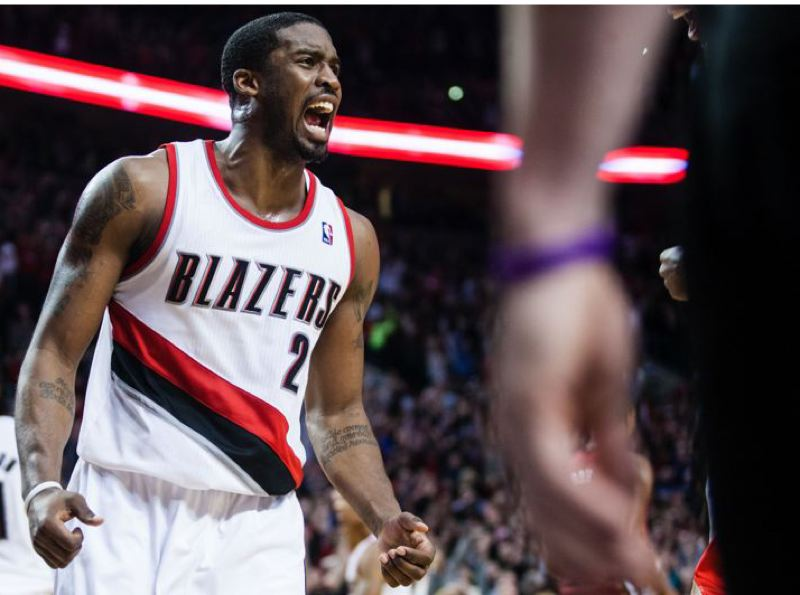 by: TRIBUNE FILE PHOTO: CHRISTOPHER ONSTOTT - Wesley Matthews scored 18 points Monday night at Houston but says the Trail Blazers' offense didn't do enough to help the defense in a 126-113 loss.