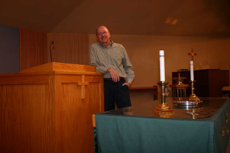 by: JASON CHANEY - Mike Wilson is taking on his first full-time pastor position at Prineville Presbyterian Church.