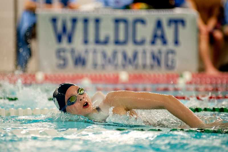 by: GREG ARTMAN / FILE - Star senior Christie Halverson won both of her individual events as the Wilsonville girls swimming team cruised to a win over Parkrose in league action Jan. 23.