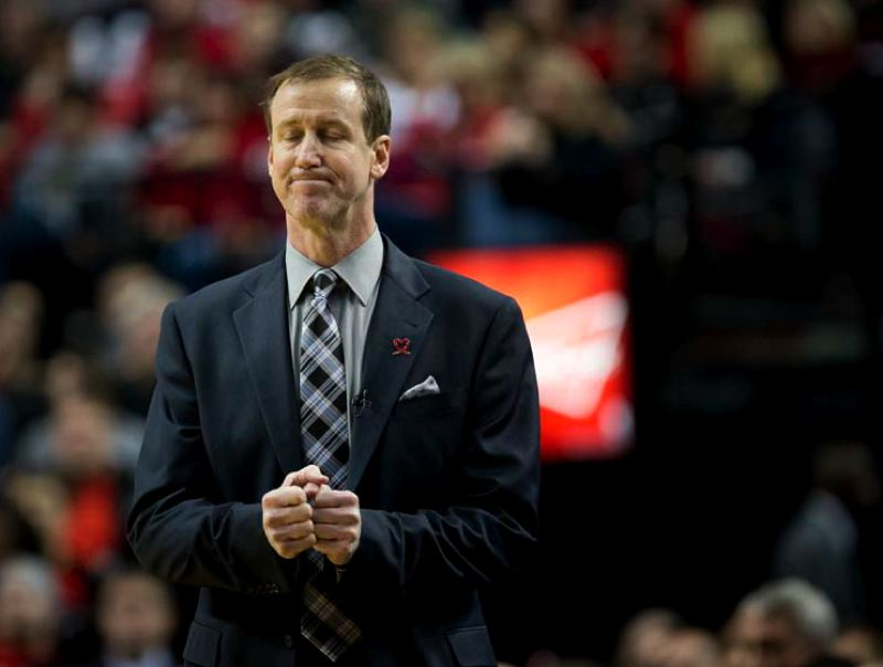 by: TRIBUNE FILE PHOTO: CHRISTOPHER ONSTOTT - The Blazers are 9-8 in their last 17 games, and coach Terry Stotts says fatigue is a 'reality.'