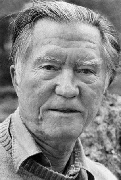by: SUBMITTED PHOTO - United States poet laureate William Stafford would have turned 100 this year. In his honor, librarys across the nationa are celebrating him and his works.