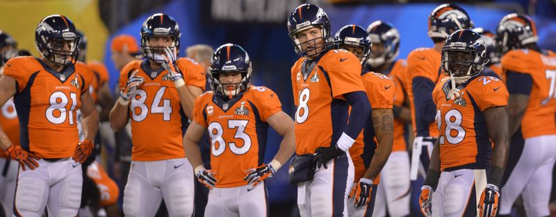 Peyton Manning and the Broncos are clearly frustrated.