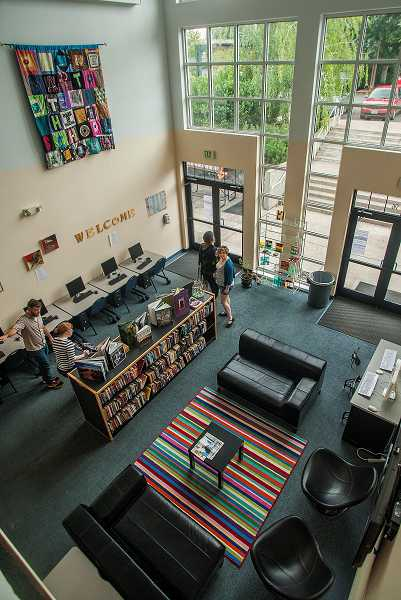 by: FILE PHOTO - Arts and Technology High School could find a new and permanent home if the school board decides to put a capital bond in front of voters this year. The school currently operates in a leased facility on Town Center Loop in Wilsonville.