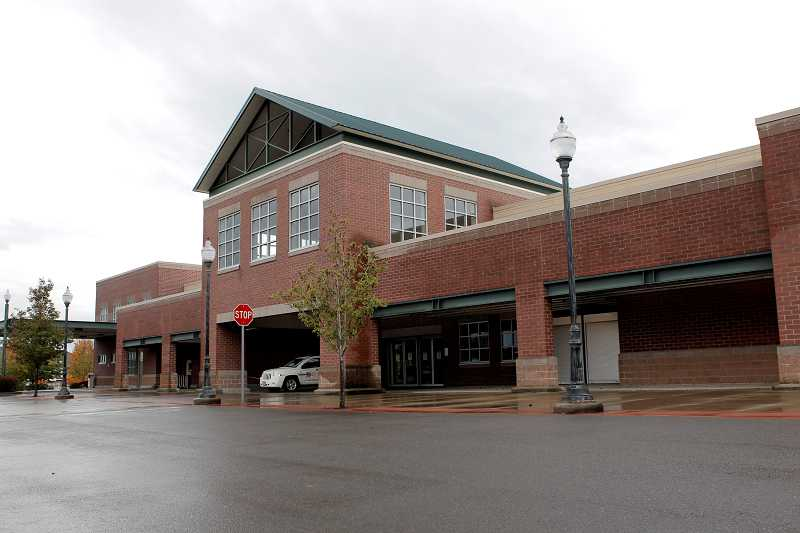 by: TIMES PHOTO: JAIME VALDEZ - The newest Walmart Neighborhood Market in Beaverton will open sometime this spring at 9055 S.W. Murray Blvd., in a building formerly occupied by Haggen Food and Pharmacy.