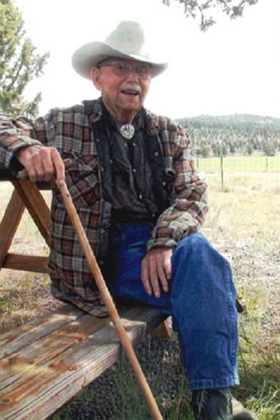 Merle Fox has cowboy stories to share.