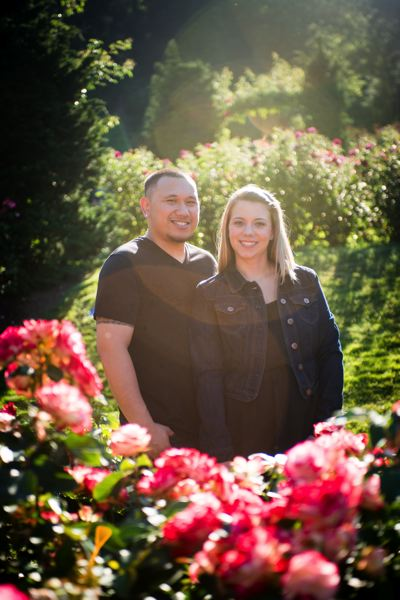 by: CONTRIBUTED PHOTO: HODDICK PHOTOGRAPHY - Katy Butler and Justin Tula