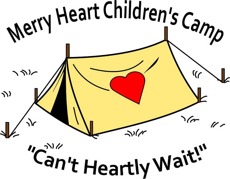 by: SUBMITTED LOGO - Logo for Merry Heart Childrens Camp