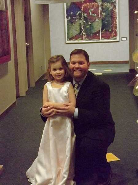 by: SUBMITTED PHOTO - Tickets are still available for the daddy/daughter dance March 8.