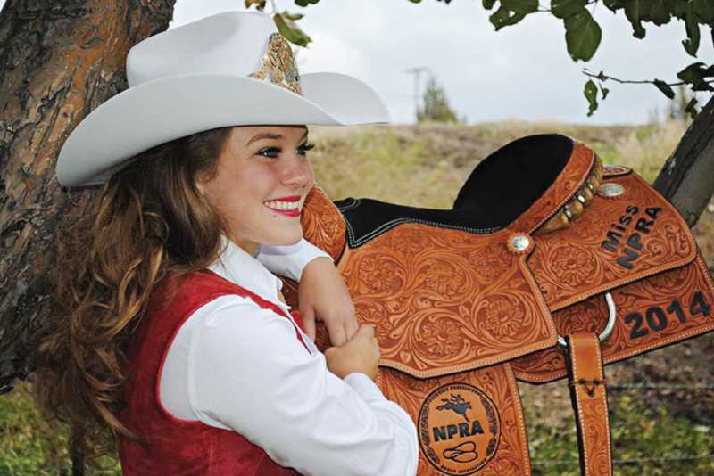 Miss NPRA Kayla Vincent is from Madras.