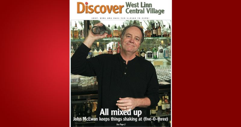 (Image is Clickable Link) by: PAMPLIN MEDIA GROUP - Discover West Linn Central Village - Feb 2014 Issue