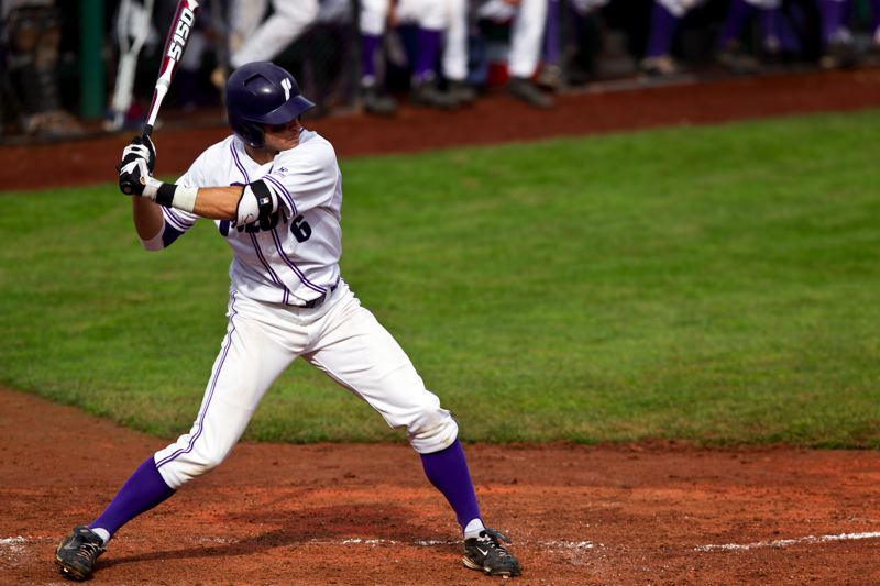 by: COURTESY OF UNIVERSITY OF PORTLAND - Caleb Whalen homered twice for the University of Portland on Thursday, and the Pilots beat Kansas State 5-2.