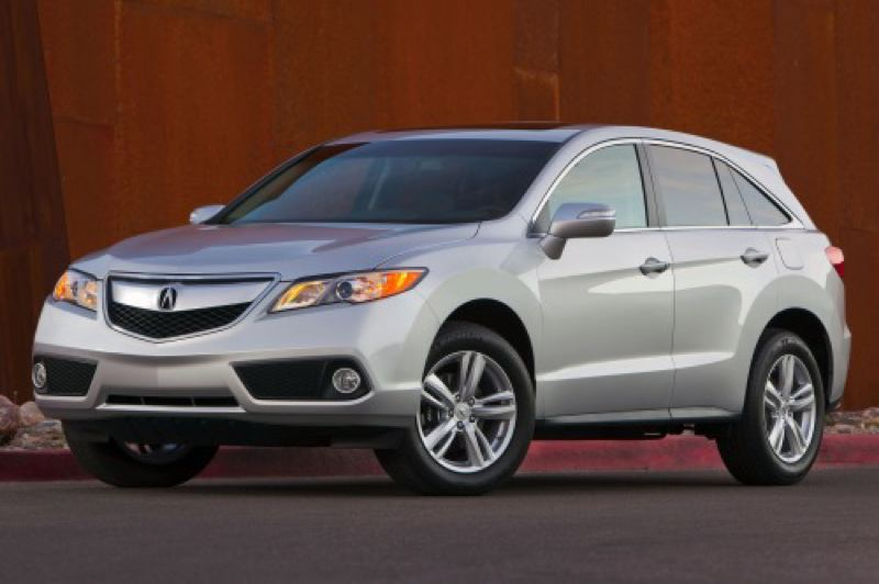 by: AMERICAN HONDA MOTOR COMPANY, INC. - Acura is so confident about the appeal of the RDX, it hasn't made any changes since last year.