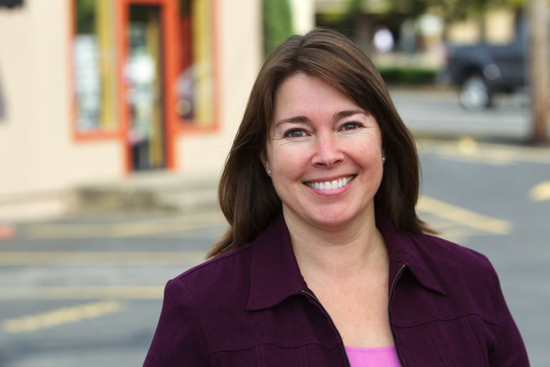 by: SUBMITTED PHOTO - Jamie Damon, candidate for Oregon Senate District 20, representing Oregon City and Gladstone, among other areas of Clackamas County.