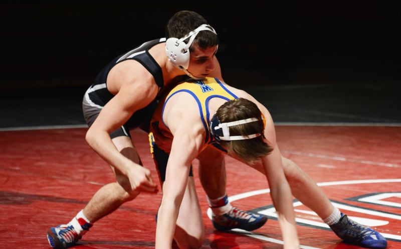 by: TIMES FILE PHOTO - Westview senior Joel Timmons will go to state for the fourth straight year after winning the 126-pound bracket at the Special District One Championships.