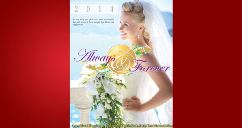 (Image is Clickable Link) by: PAMPLIN MEDIA GROUP - Always and Forever Wedding Planner - 2014, Gresham Outlook