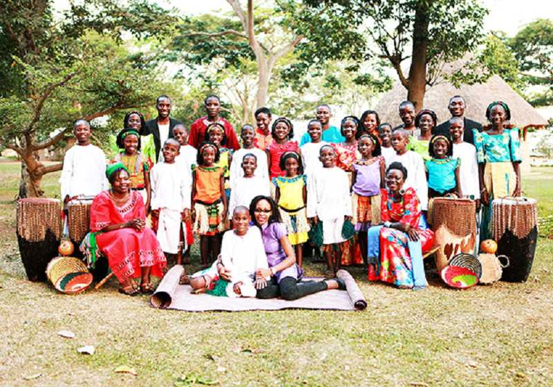 by: SUBMITTED PHOTO - The Watoto Children's Choir is comprised of Watoto Children's Village residents from Uganda.
