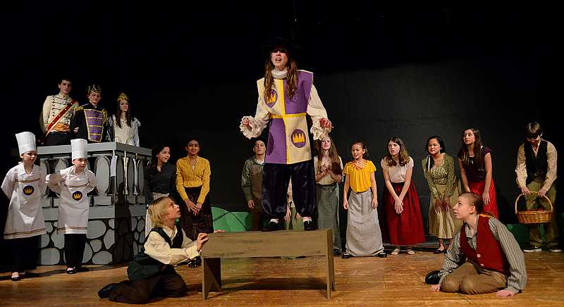 LOJHS Stages Rodgers And Hammerstein