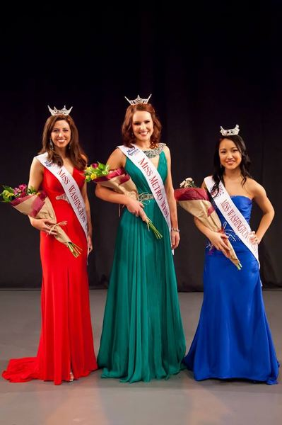 by: SUBMITTED PHOTO: BEN WOOD PHOTOGRAPHY - Twila Tschan, 24, is Miss Washington County. Elizabeth Denny, 23, is Miss Metro West. Kennedy Ho, 16, is Miss Washington Countys Outstanding Teen.