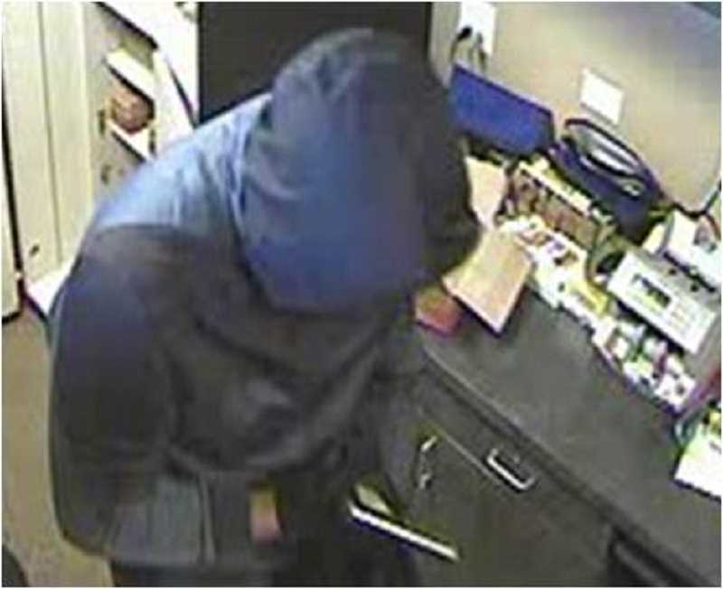 Two armed, masked men walked into the Chase Bank located at 30060 SW Boones Ferry Road at about 10:30 a.m. They approached the employees, demanded cash, received cash and left the building.