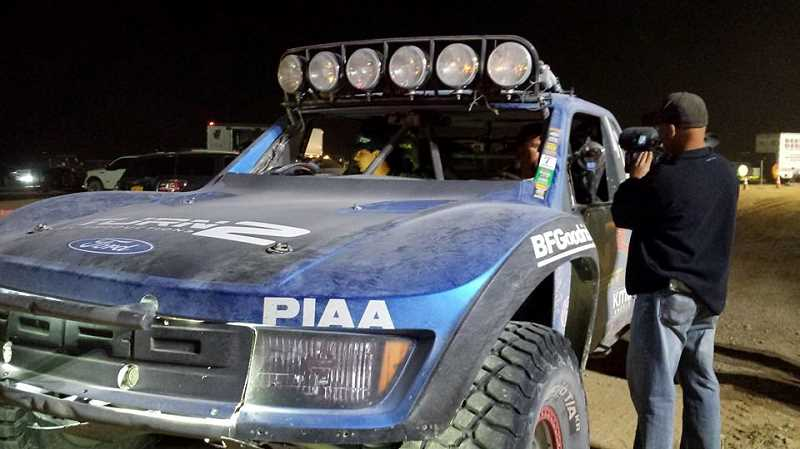 by: PHOTO COURTESY OF VEST RACING - Vest Racing, truck #46.
