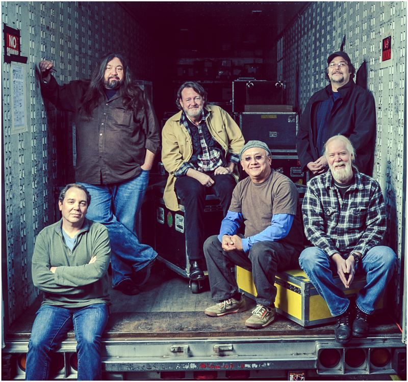 by: COURTESY OF DOUBLE TEE CONCERTS - Widespread Panic now has a multi-generational appeal, and the group plays the Arlene Schnitzer Concert Hall on March 26.