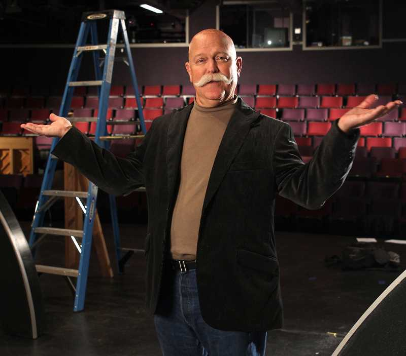by: SUBMTTED PHOTO - Academy Award winner Will Vinton will present the first public presentation of The Kiss at Lakewood Center for the Arts March 24 and 25.