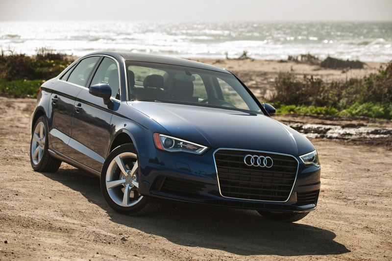 by: JOHN M. VINCENT - Styled for the U.S. market, the Audi A3 is more conservatively clothed than many in the class.