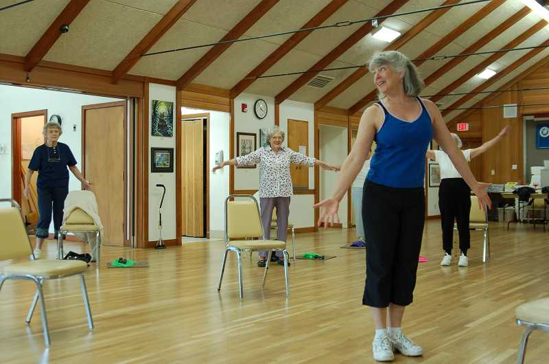 by: SUBMITTED PHOTO - The Lake Oswego Adult Community Center offers many programs. Learn more in the Living 50+ newsletter.