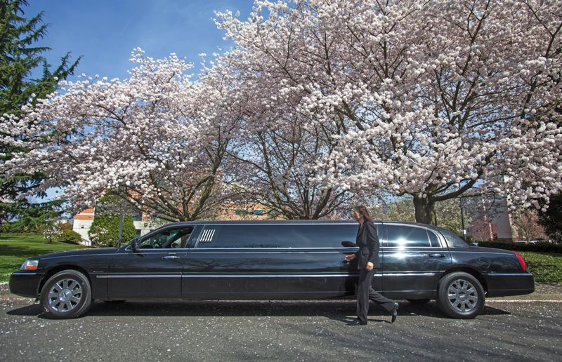by: TRIBUNE PHOTO: JONATHAN HOUSE - Lucky Limousine and other private-for-hire transportation companies find themselves slammed for business this time of year as prom season kicks off. City officials are cracking down on rogue operators who swoop in during the high season without the city-required permits.