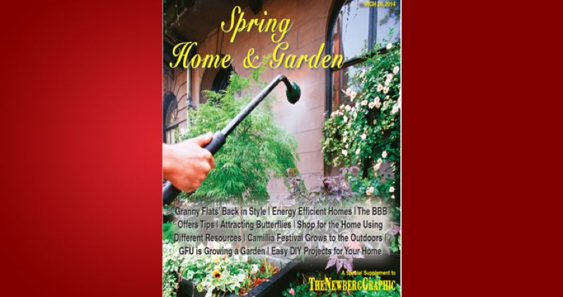 (Image is Clickable Link) by: PMG - Spring Home & Garden 2014 NBG
