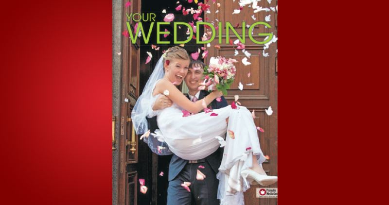 (Image is Clickable Link) by: PMG - Your Wedding Magazine 2014