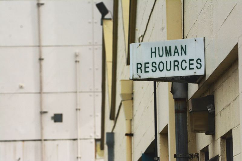 by: JOHN WILLIAM HOWARD - A human resources sign hangs outside the location of Cascade Tissues Groups operation at the former Boise Inc. mill in St. Helens. The Canada-based company anticipates hiring 29 new employees by September.