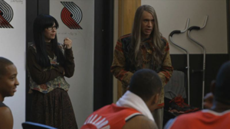 by: INDEPENDENT FILM CHANNEL - Some of the Portland Trail Blazers and the team's owner will appear on the popular TV show 'Portlandia' on  April 8,