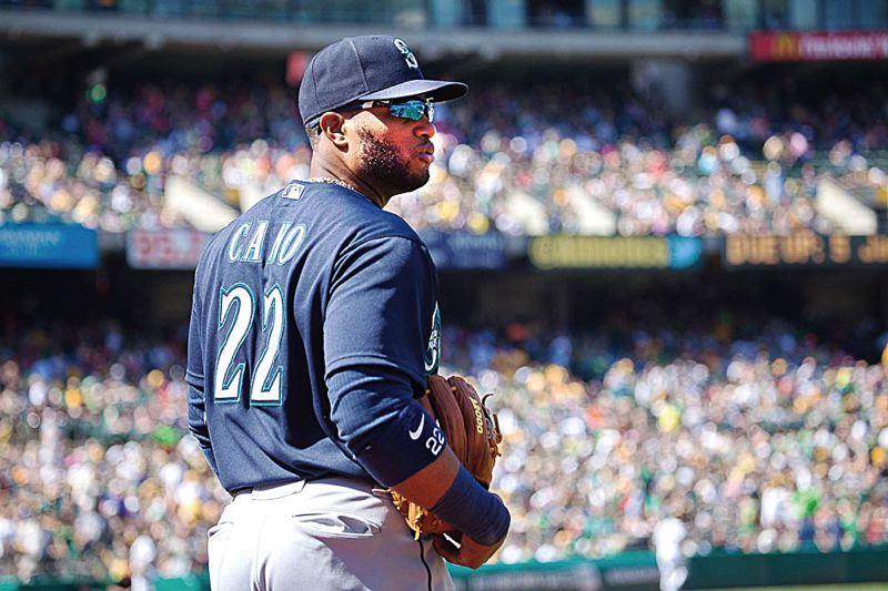 by: COURTESY OF MEG WILLIAMS - Robinson Cano brings solid hitting and success from the New York Yankees to the Seattle Mariners, two traits the Amerian League West club has lacked in recent years.