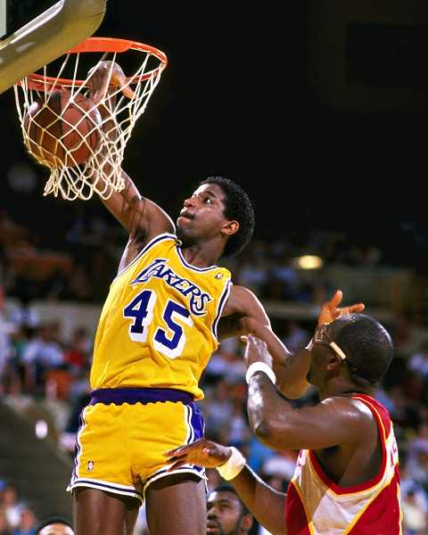 by: ESPN - A.C. Green won three NBA Championships with the L.A. Lakers