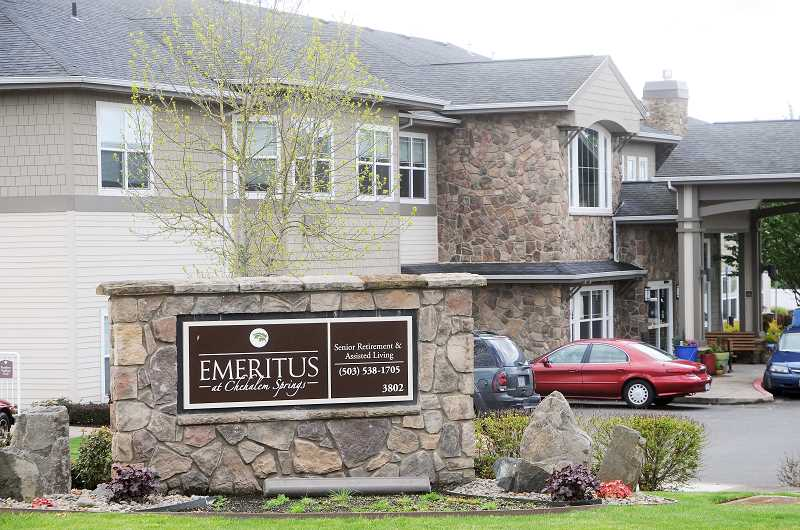 by: GARY ALLEN - Merger underway - Chehalem Springs will see new ownership as Emeritus Senior Living merges with Brookdale Senior Living sometime this summer. According to a spokesperson, the merger won't affect residents.