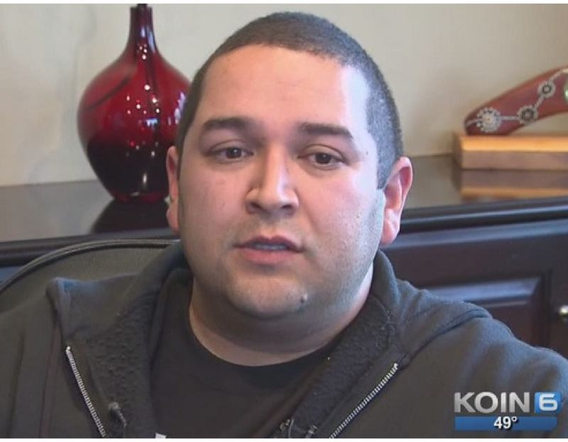 by: KOIN NEWS 6 - Portland Police officer John Romero shot and killed Kelly Swoboda outside Wilson High School in March.