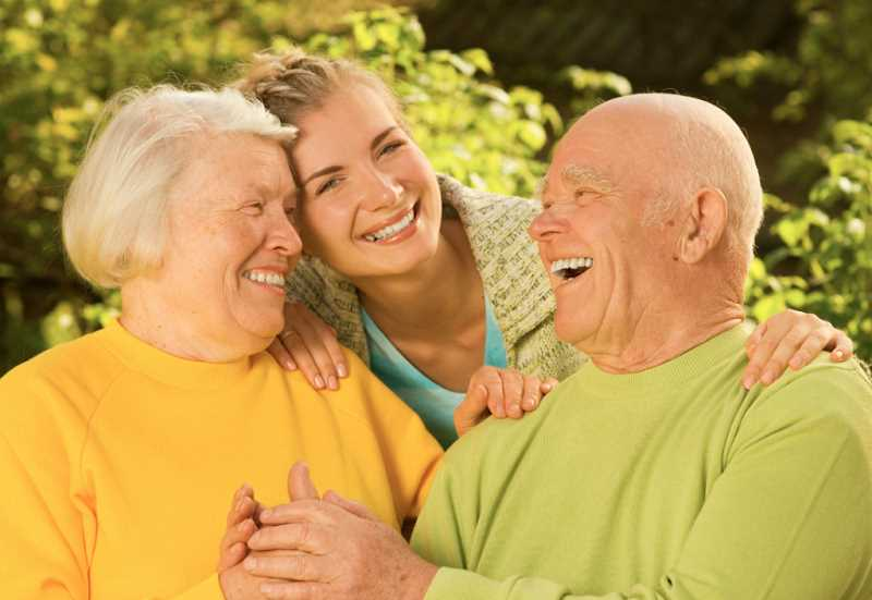 by: SUBMITTED PHOTO - Children of aging parents can learn what their parents really want and need at a two-day course offered through Lake Oswego Parks and Rec.
