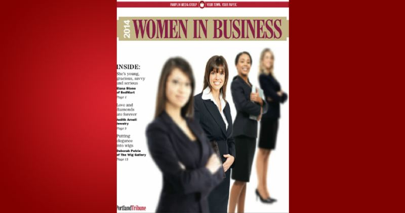 (Image is Clickable Link) by: PMG - Women in Business 2014