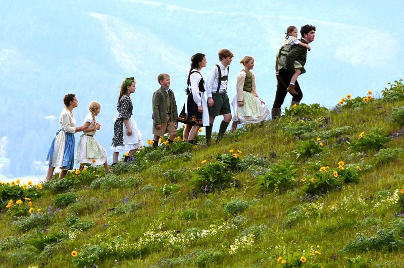 by: CONTRIBUTED PHOTO - East County actors are bringing to stage the classic Rodgers and Hammerstein musical 'The Sound of Music.'