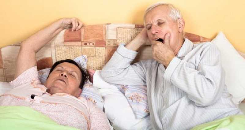 by: SUBMITTED PHOTO - Getting enough sleep is important for people of all ages. To learn treatments for some common sleep disorders attend a special event at the Lake Oswego Adult Community Center on Wednesday.