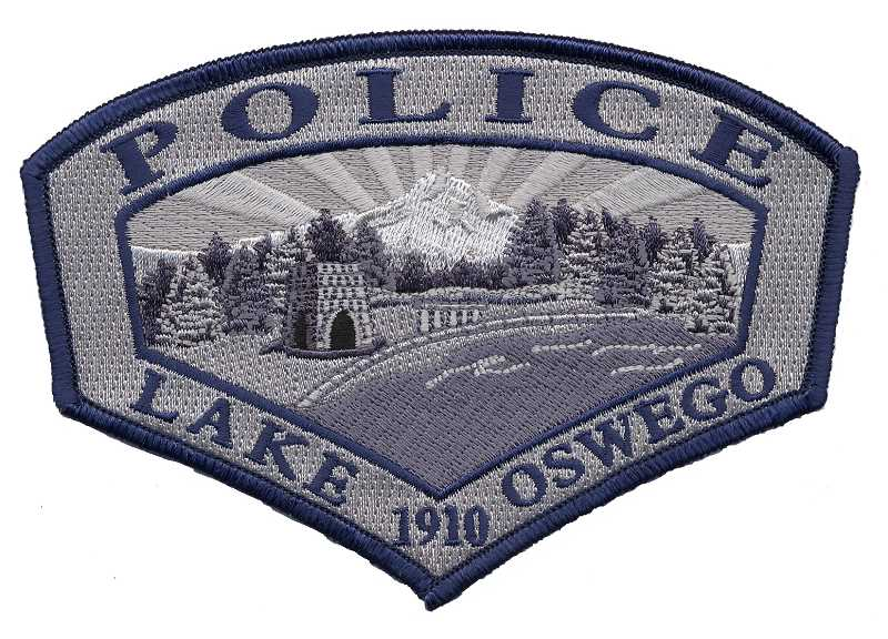 by: SUBMITTED PATCH - This patch is for the Lake Oswego Police Department.