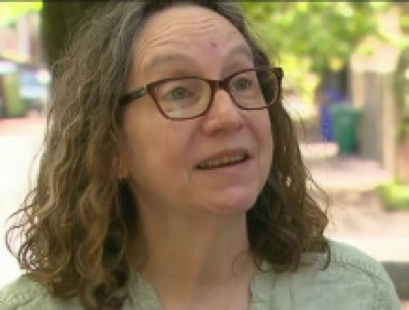 by: KOIN NEWS 6 - Karen Karlsson is one of a group of residents who bought a house in their NW Portland neighborhood to save it from a developer.